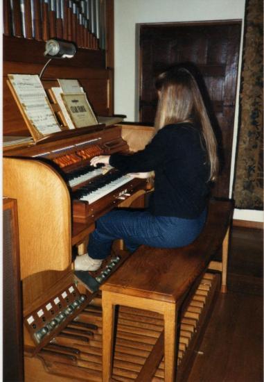 Flor Peeters' Organ